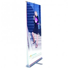 Roll-up dubla fata 0.85 x 2m